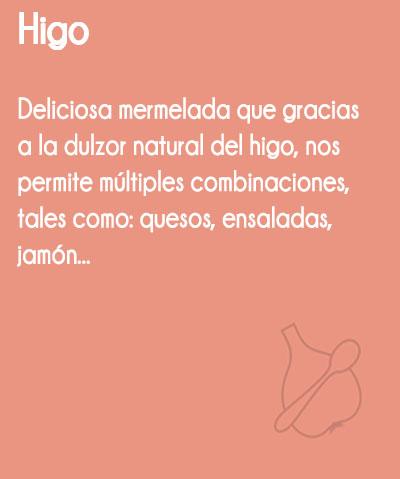 Mermelada higo eco
