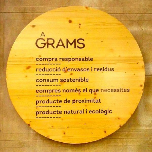 a grams aliments ecologics