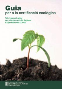 Guia para la certificación ecológica