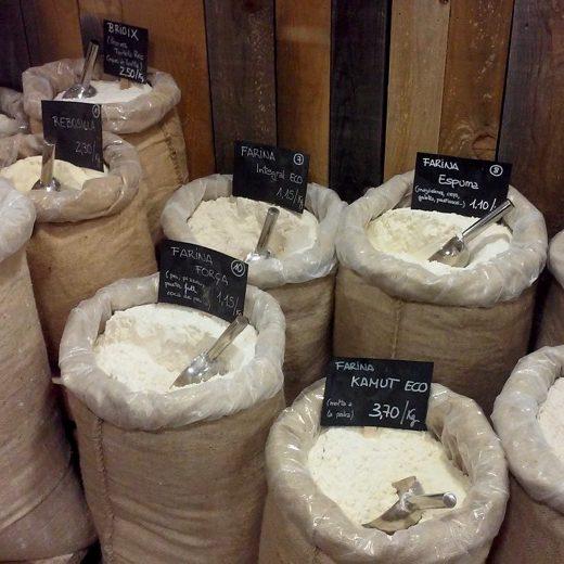la balanca farina ecologica