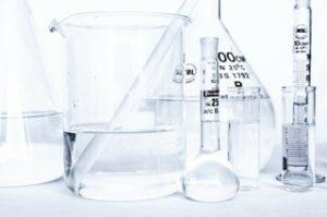 Laboratorio - residuos de plaguicidas