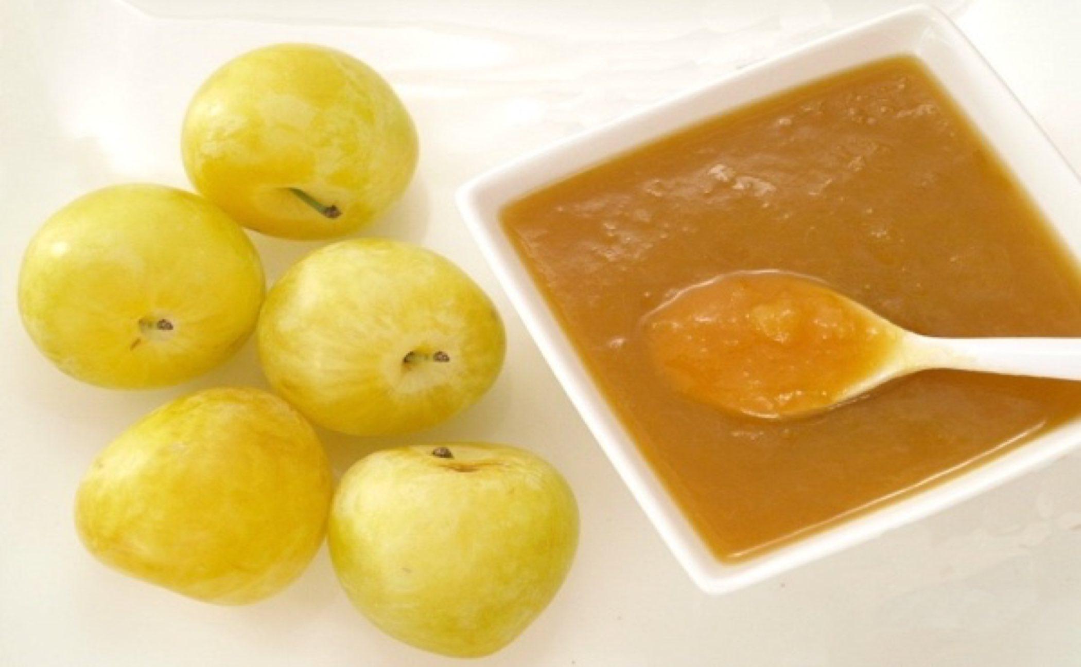 Melmelada de prunes