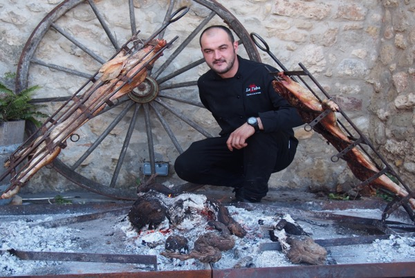 Bodega Can Suriol la Taba restaurante