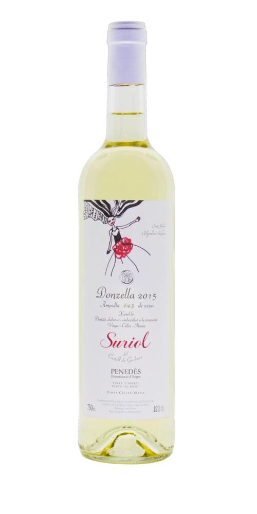Suriol vi blanc donzella